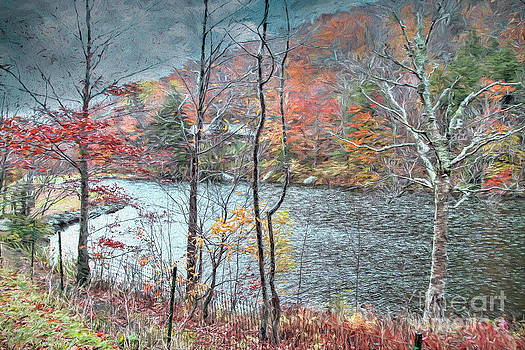 Deborah Benoit - Autumn By The Lake