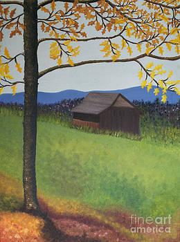 Autumn by Cecilia Stevens