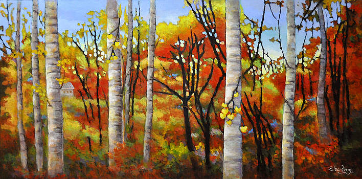 Autumn Colors by Eileen  Fong