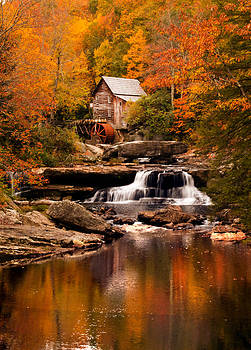 Randall Branham - Autumn copper tone Glade Creek Mill