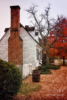 Shari Nees - Autumn Cottage