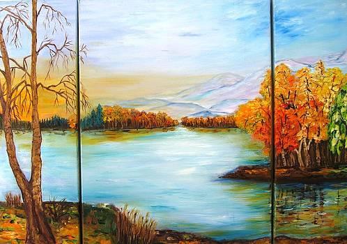 Autumn by Doris Cohen