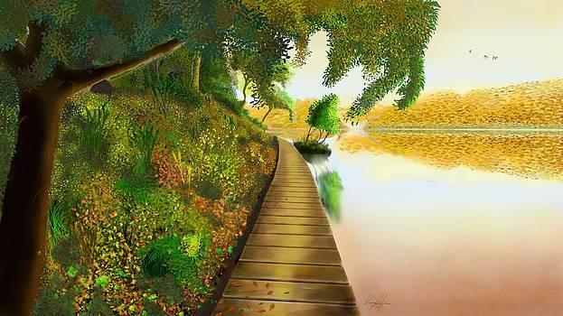 Autumn  by Douglas Day Jones