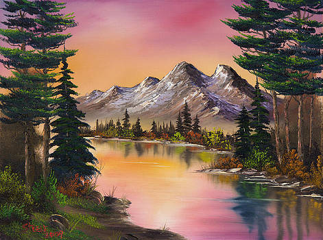 Chris Steele - Mountain Fantasy