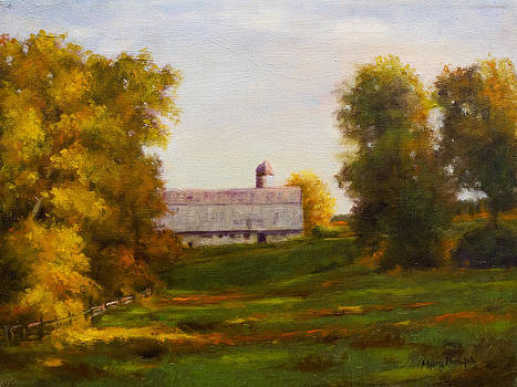 Autumn Farm by Mary Phelps