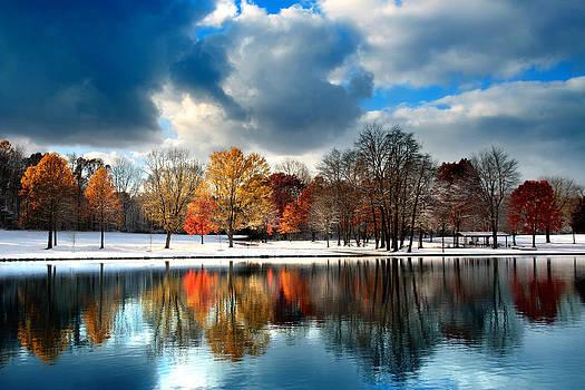 Autumn Finale by Rob Blair