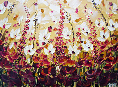 Christine Krainock - Autumn Flowers