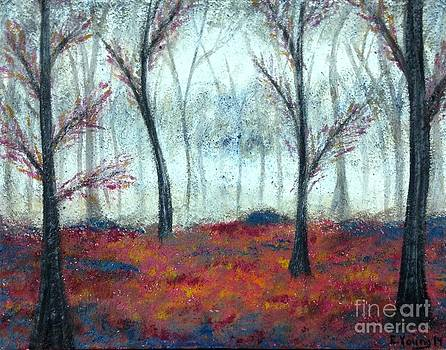 Autumn Forest by Emily Young