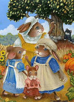 Autumn Get Together by Jacquelin Vanderwood