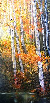 Autumn Glow by Patti Gordon