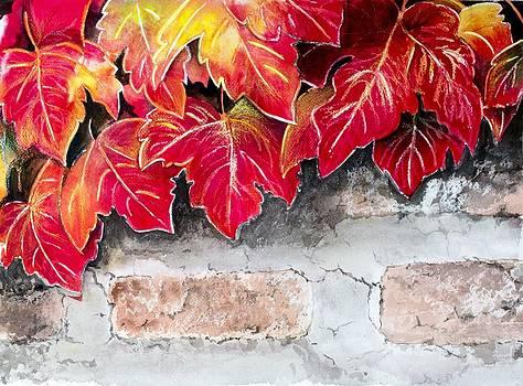 Autumn by Ida Yavari
