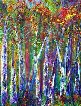 Claire Bull - Autumn in Muskoka