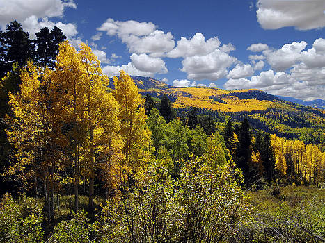 Kurt Van Wagner - Autumn in New Mexico