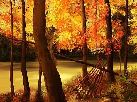Autumn in Ohio by Kristina Becker