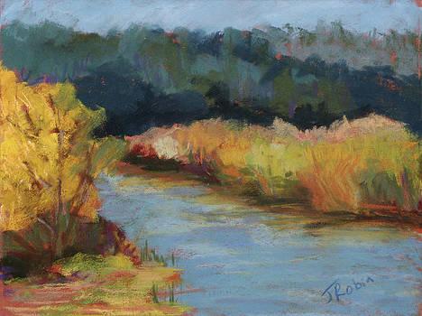 Autumn in Point Reyes by Jennifer Robin