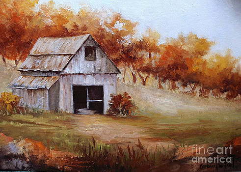 Autumn in the Country by Barbara Haviland