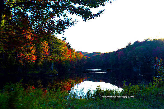 Autumn in the Mountains by Timothy Thornton