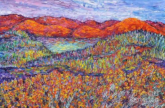 Autumn in Utah by Sloane Keats