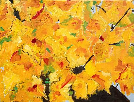 Autumn by Kendall Wishnick Adams