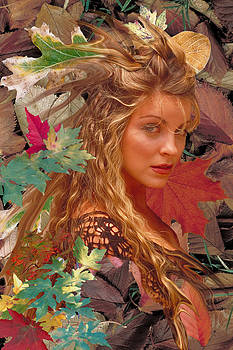 Autumn Lady by Lisa Yount