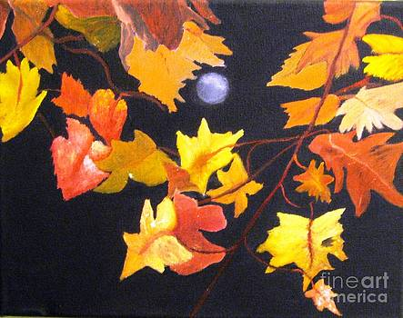 Autumn Leaves by Betty and Kathy Engdorf and Bosarge