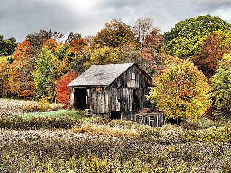 Autumn Magic by William Griffin