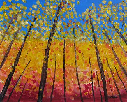 Autumn Majesty by Dawn Dreibus
