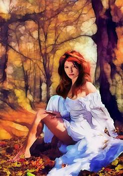 Autumn by Marina Likholat