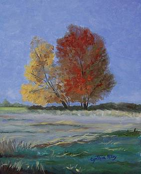 Autumn Mist by Cynthia Riley