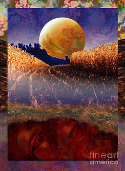 Autumn Moon by Alyssa Hinton