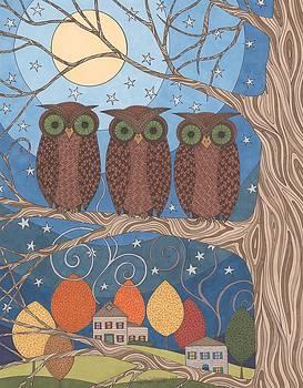 Autumn Moon by Pamela Schiermeyer