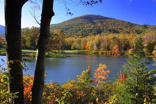 Anne Barkley - Autumn Mountain 3
