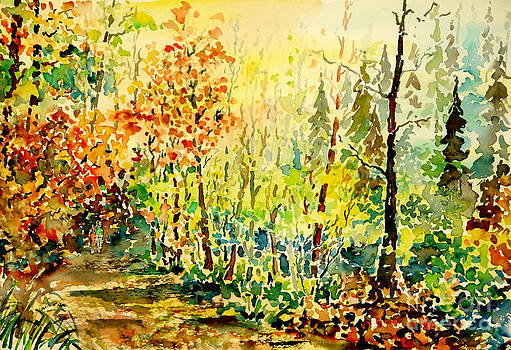 Autumn of Life by Alfred Motzer