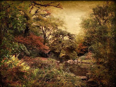 Autumn on Canvas by Jessica Jenney