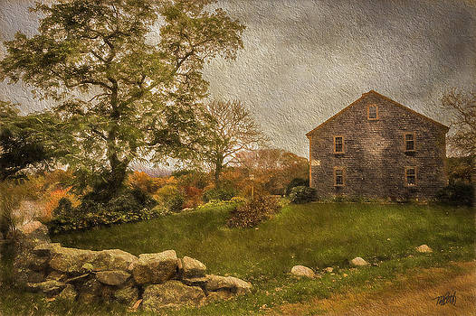 Autumn On Cape Cod  by Michael Petrizzo