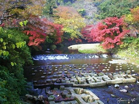 Autumn On Mt. Hiei #2 by Shawn Lyte