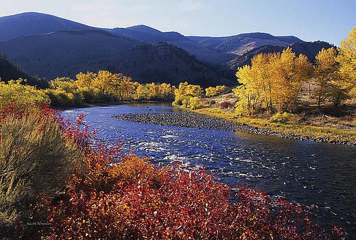 Scott Wheeler - Autumn on the Big Hole River