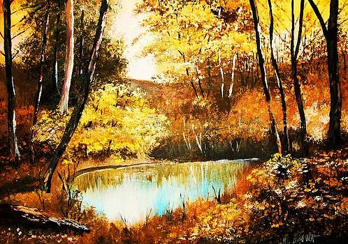 Changing of the Season by Al Brown