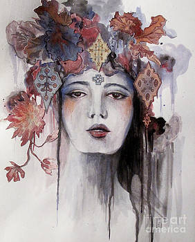 Autumn Queen by Laura Krusemark