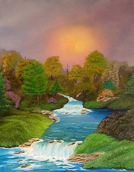 Autumn Retreat by Sheri Keith