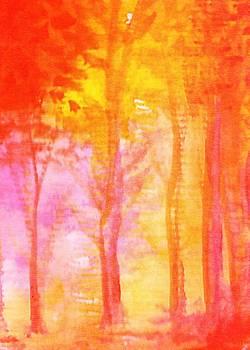 Anne-Elizabeth Whiteway - Autumn Soft Yet Bright