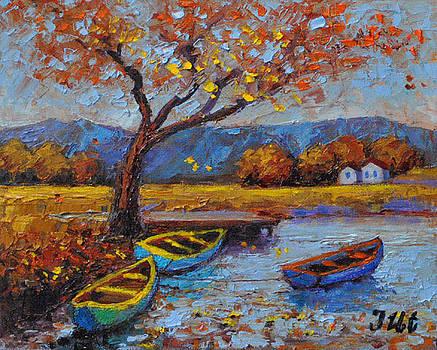 Autumn spirit. by Julia Utiasheva