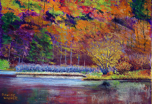 Autumn Splendor by Denise Wagner