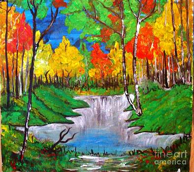 Autumn Splendor by Sonali Singh