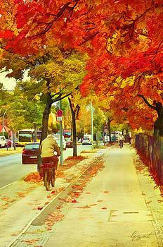 Gynt   - Autumn street