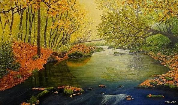Autumn by Svetla Dimitrova