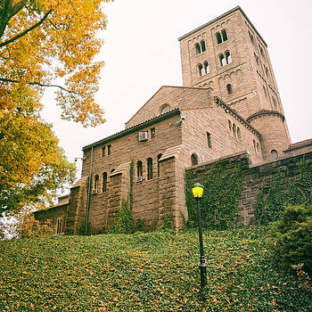 Autumn - The Cloisters - New York City by Vivienne Gucwa