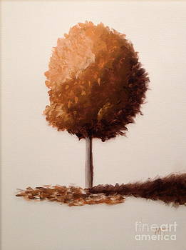 Autumn Tree by Michelle Treanor