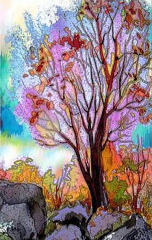 Autumn by Vagik Iskandar