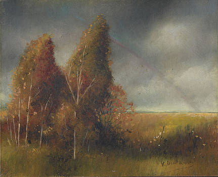 Autumn by Victor Mordasov